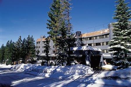 Ski in Ski Out at Heavenly Resort - South Lake Tahoe - Appartement en résidence