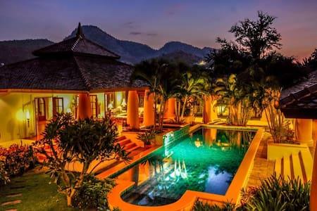 Balinese Style Pool Villa - Villa