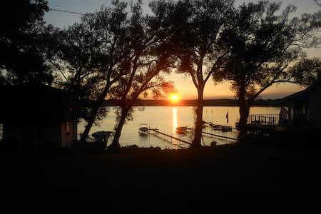 sunset views - Hus