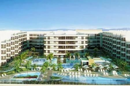 in Mare Bali Resort: o paraíso a seu alcance! - Parnamirim - Apartamento