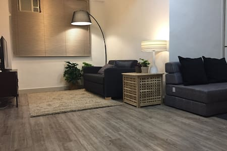 2BR Mongkok MTR apartment next to Langham Place - Hong Kong - Leilighet