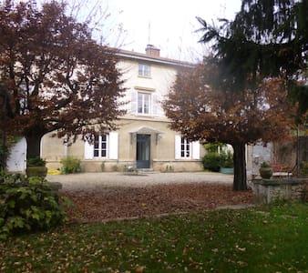 Studio neuf 10 minutes de Lyon - Champagne-au-Mont-d'Or - Villa