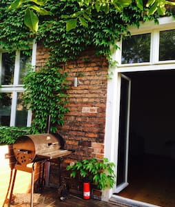Lodging in the heart of Potsdam's Dutch Quarter - Apartment