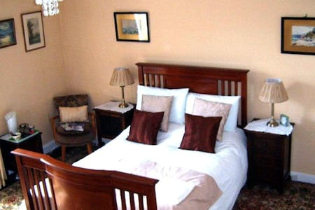 Large Double Room , en suite. Hillowton - Castle Douglas - Guesthouse