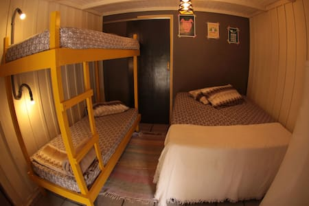 Estilo e conforto na Ilha do Mel - Bed & Breakfast