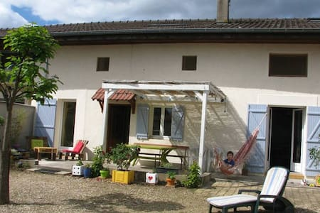 Maison ancienne - Rumah