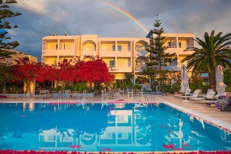 Kyparissia Beach Double Room - Wikt i opierunek