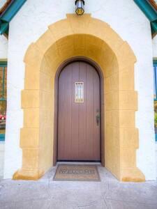 Historic Tudor Revival in Central Phoenix - Ház