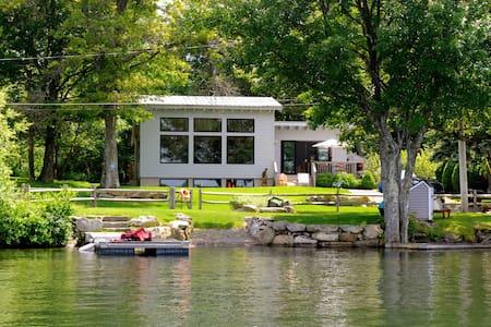 Lakefront Luxury on Masten Lake - Casa
