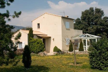 Le Vialaret - Causse-de-la-Selle - Villa