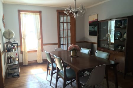 Lovely Beach Weekend Getaway Home - Asbury Park - House