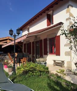 Pied à terre typiquement basque 165m2 - Haus