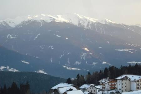 Casa montagna vista Dolomiti tirol - Flat