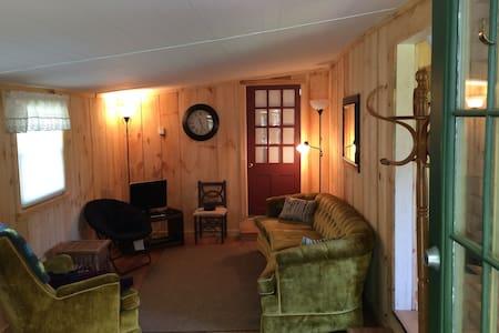 Southern Adirondacks - Caroga Lake - Huis