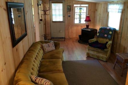 Southern Adirondacks - Caroga Lake - Maison