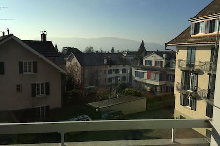 Studio with kitchen and balcony - Zürich