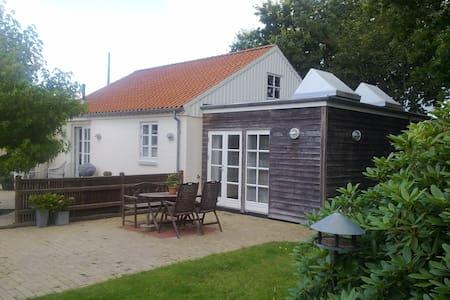 Knasborg Anneks, Skagen / Aalbæk DK - Huis