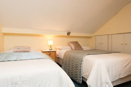 Anbelle Lodge B&B, Triple room - Galway - Bed & Breakfast