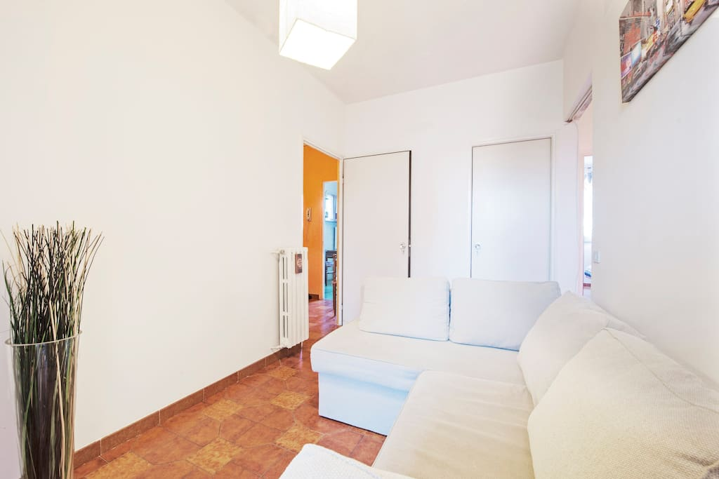 Lovely double room in Rome