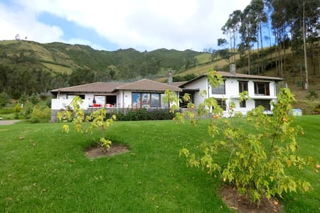 Hacienda La Herradura, Quito - Quito - Huis