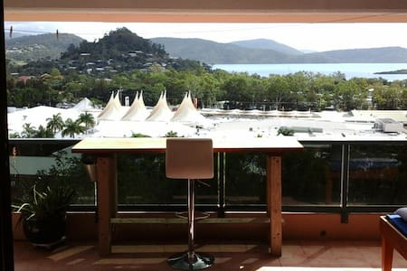 Private room central to Whitsundays