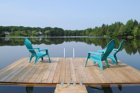 Charming Lakefront, Relaxing view. - Mount Pocono