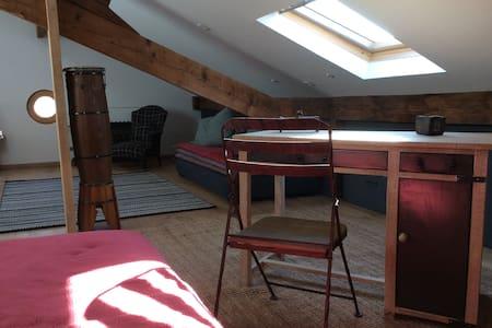Chambre à Enghien les bains 95 - Enghien-les-Bains - Rumah