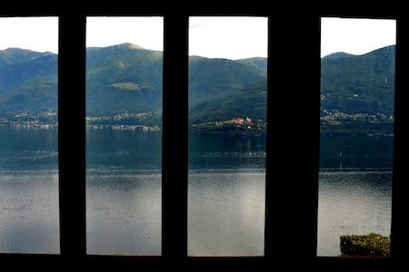 House fantastic view,pool, Brissago - Rumah