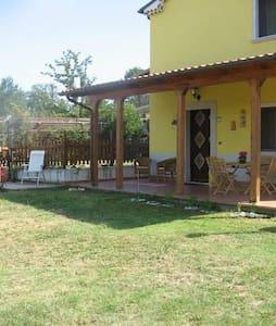 Villa su 2 piani con ampio giardino - Vila