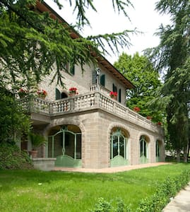 Villa Mondello inTuscany great view - Castel San Niccolò