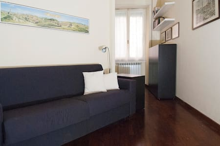 nice residential apartment in Rome