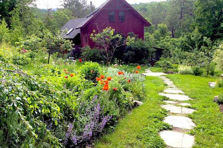 Mountainside retreat 1 Solheim Farm