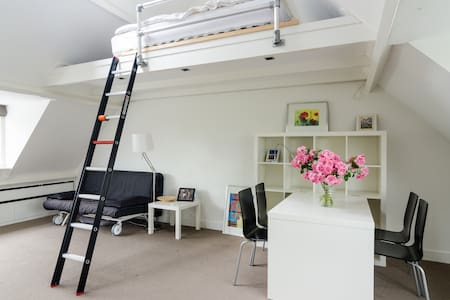 Loft apartment (close to Amsterdam) - Apartamento