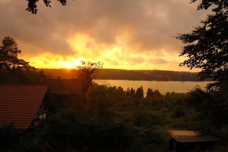 Naturparadies mit Seeblick - Ev