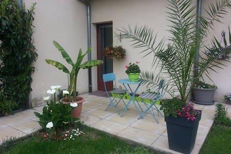 Logement  situé au pied de vulcania - Hus