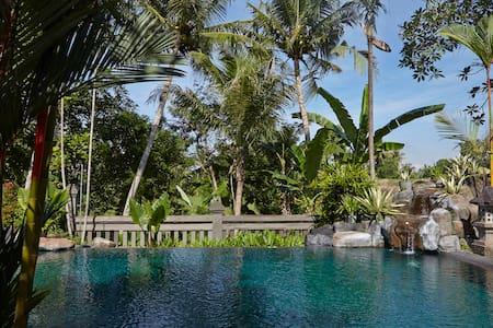 Cempaka Room @ Runa Villa Bali