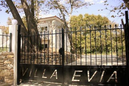 Villa Evia, 3 villa's, villa Anne - Mourteri - Villa