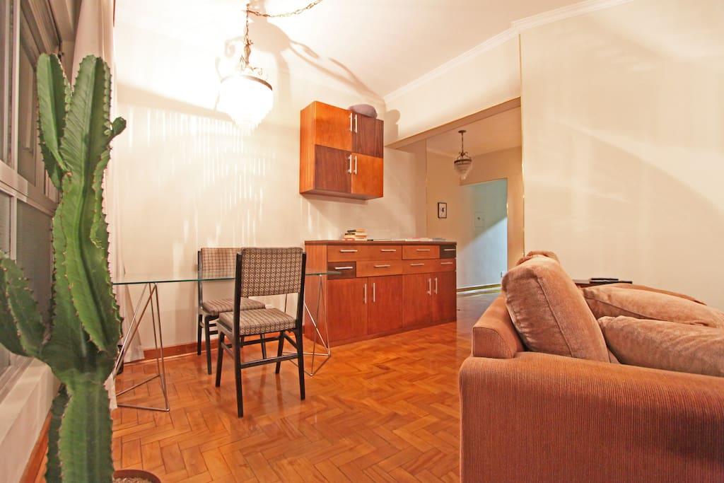 Lindo apartamento 2 dorms na Mooca
