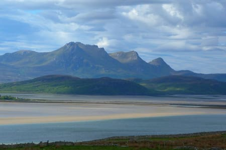 Scottish Highlands stunning views - Szoba reggelivel