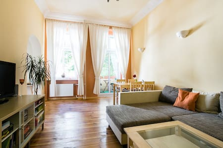 Apartment - central, 2 rooms, WiFi