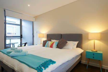 Scandinavian-style studio Sydney - Alexandria - Apartment