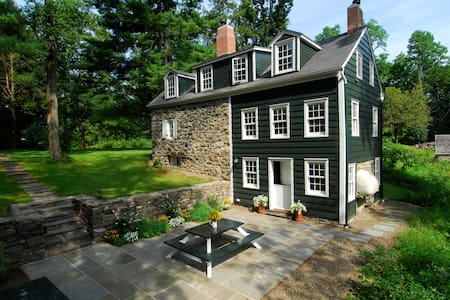 The Stone House 1807   - New Paltz - House