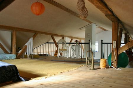 LIEBHABEROBJEKT IN MEERESNÄHE -20KM - Casa