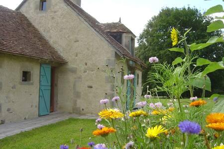 Nuitée - Gîte de la Faye (prêt A71) - Haus