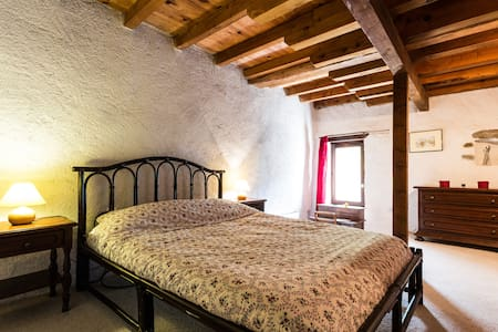 """Farenc guesthouse"", Lazyness room - Glandage - Bed & Breakfast"