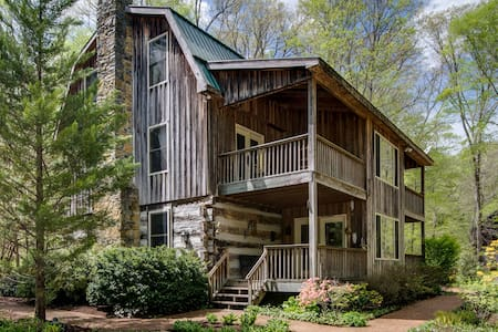 5BR/5.5 BA Country Inn (Hachland Hill) up to 18pp - Nashville - Hus