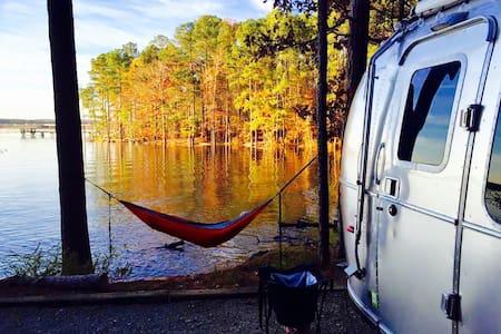 Jordan Lake Airstream Experience - Camper/RV