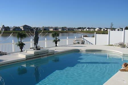 Beautiful Pool Home in Florida - Wesley Chapel