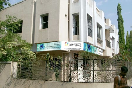 Studio Room !! Comfortable stay in heart of city! - Pune - Bungalow