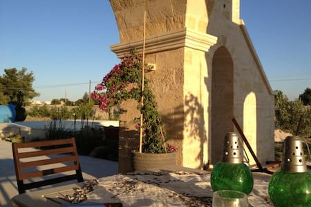Masseria Ma'at 10 mins from the sea - Bed & Breakfast